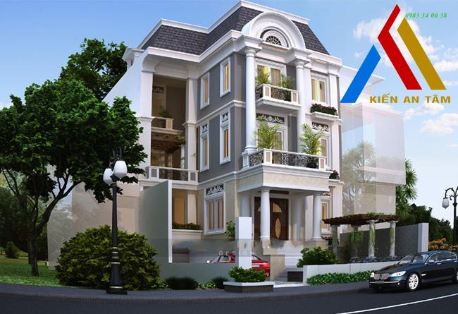 Công ty xây dựng nhà ở theo yêu cầu