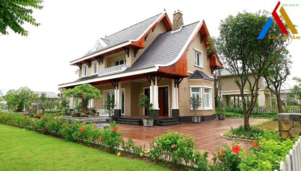 Những điều cần biết về xây dựng biệt thự