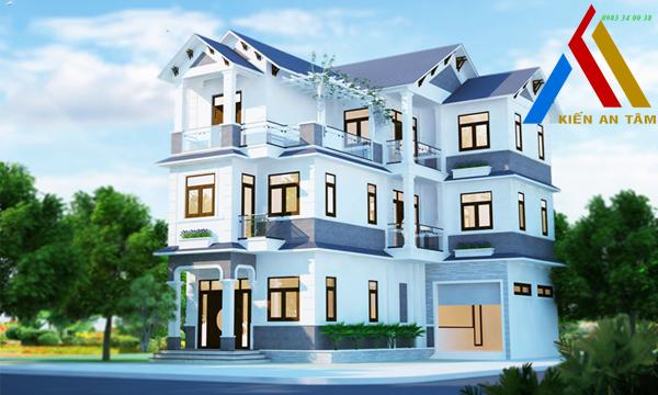 Thiết kế xây dựng nhà ở Đồng Nai