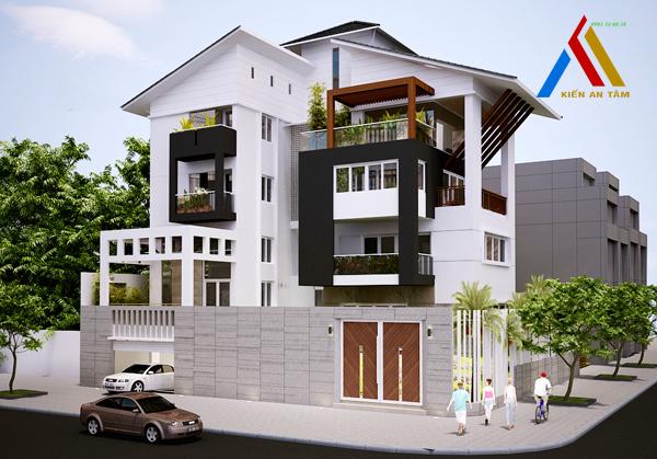 Biệt thự Anh Chung Văn Đạt 158/72 đường Hoàng Hoa Thám, Quận Tân Bình